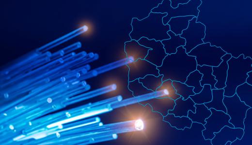 udowa sieci światłowodowej w Wielkopolsce