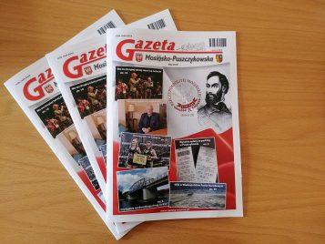Wydanie majowe Gazety Mosińsko-Puszczykowskiej