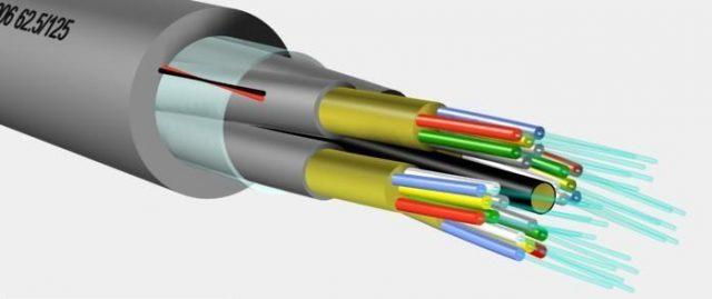 Tak wygląda kabel światłowodowy