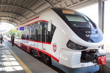 pociąg - Poznańska Kolej Metropolitalna