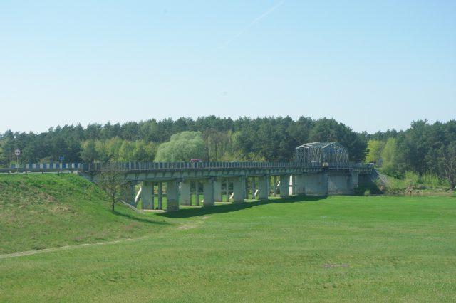 Most w Rogalinku droga nr 431