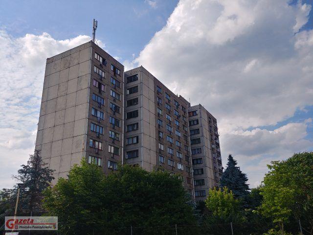 Blok mieszkalny przy Szpitalu w Puszczykowie