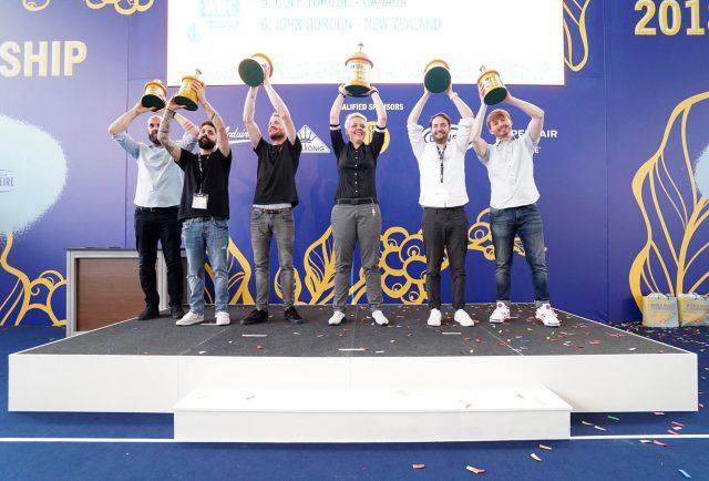 Agnieszka Rojewska - zwyciężczyni World Barista Championship w Amsterdamie