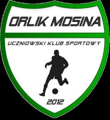 UKS Orlik Moina futsal logo
