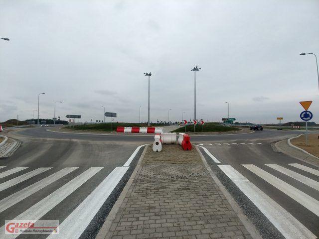 Węzeł Mosina otwarty dla ruchu drogowego