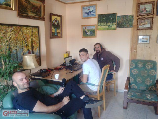Tomasz Kaczmarek, Piotr Milewski i Dima
