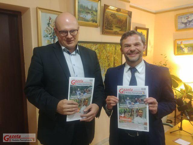 Debata kandydatów na burmistrza gminy Mosina