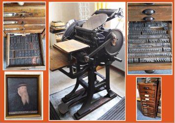 drukarnia Gutenberga Puszczykowo