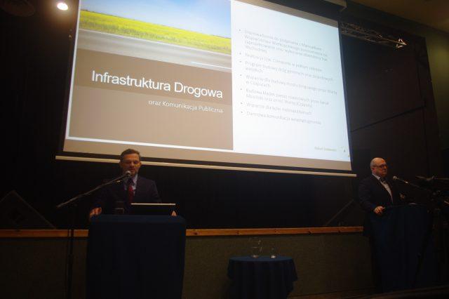 Debata w MOK: Robert Borkiewicz i Przemysław Mieloch