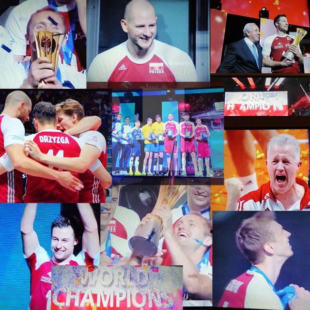 Biało-Czerwoni Mistrzami Świata w siatkówce