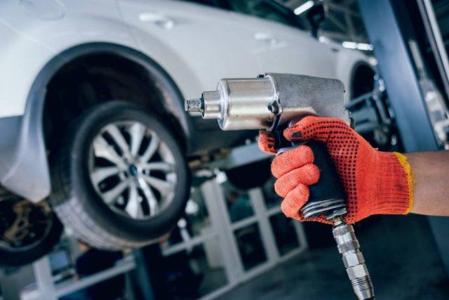 profesjonalna mechanika samochodowa - elektronarzędzia