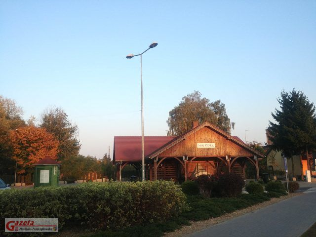 Zielony Targ w Mosinie