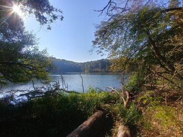 Wielkopolski Park Narodowy - jezioro Kociołek, WPN