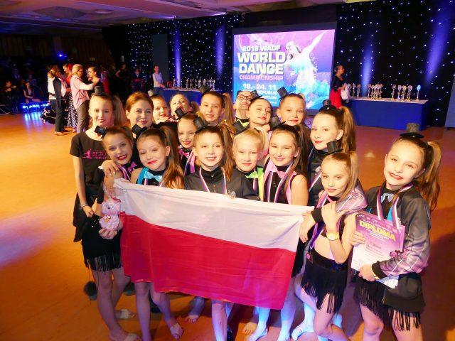 Bezuma Team Kids na mistrzostwach w Czechach