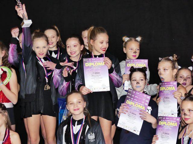 Mistrzynie Świata :-) - Bezuma Team Kids