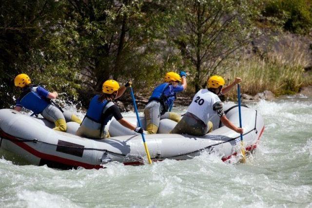 rafting, korona Karkonoszy - firmowe imprezy w górach