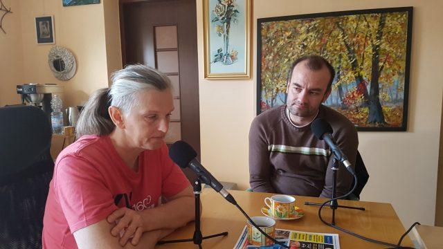 Mikołaj Rybczyński i Piotr Milewski