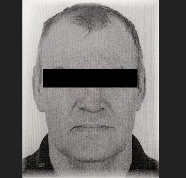 poszukiwany Zbigniew P. (49 l.)