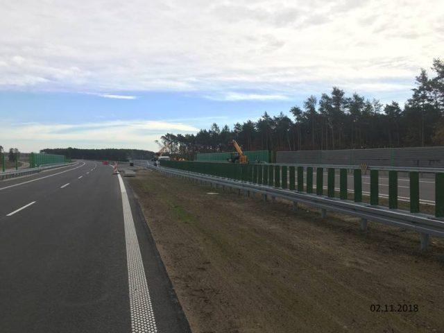 odcinek s5 Leszno – Radomicko GDDKiA