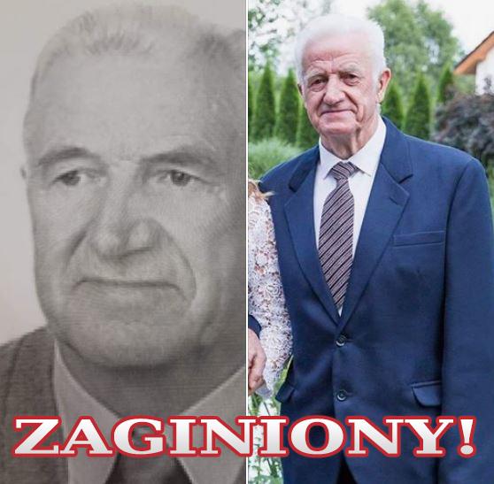 zaginiony Tadeusz Janaszak
