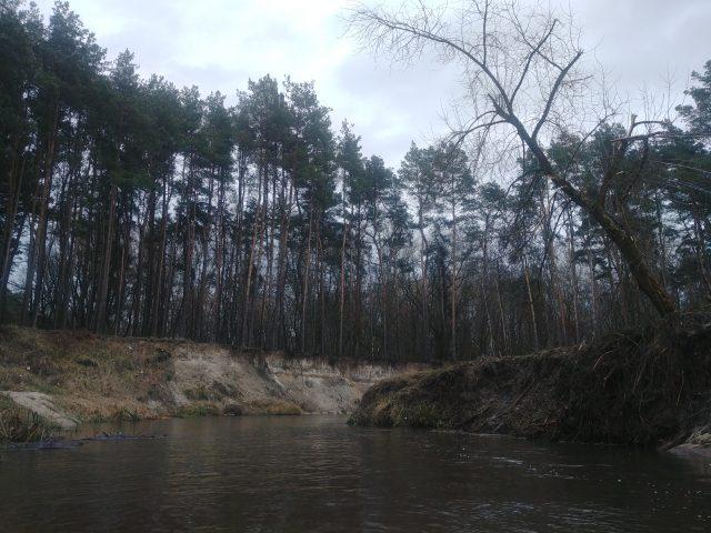 Kanał Mosiński - dolny odcinek