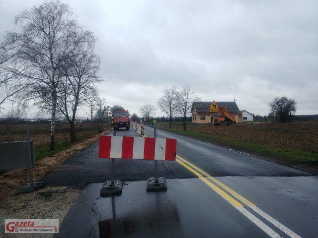 droga wojewódzka nr 306 w Łodzi - 11.12.2018 r.
