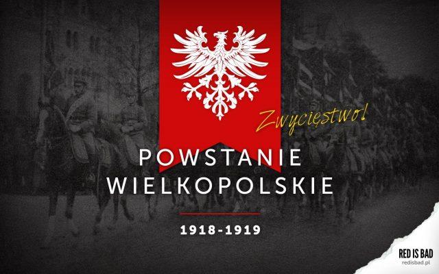 Powstanie Wielkopolskie 100 lecie