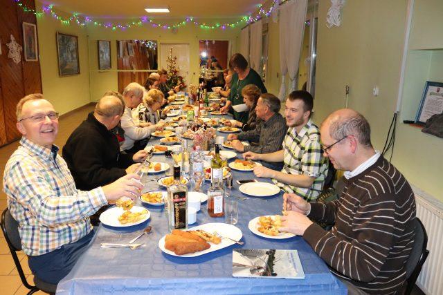Spotkanie klubu Kotwica Rogalinek
