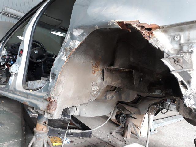 Zdjęcia pojazdu nadesłane przez Czytelniczkę