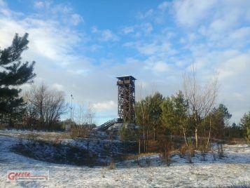 Wieża widokowa na Pożegowie