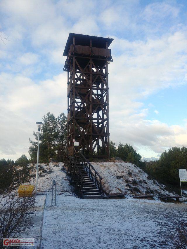wieża widokowa Pożegowo