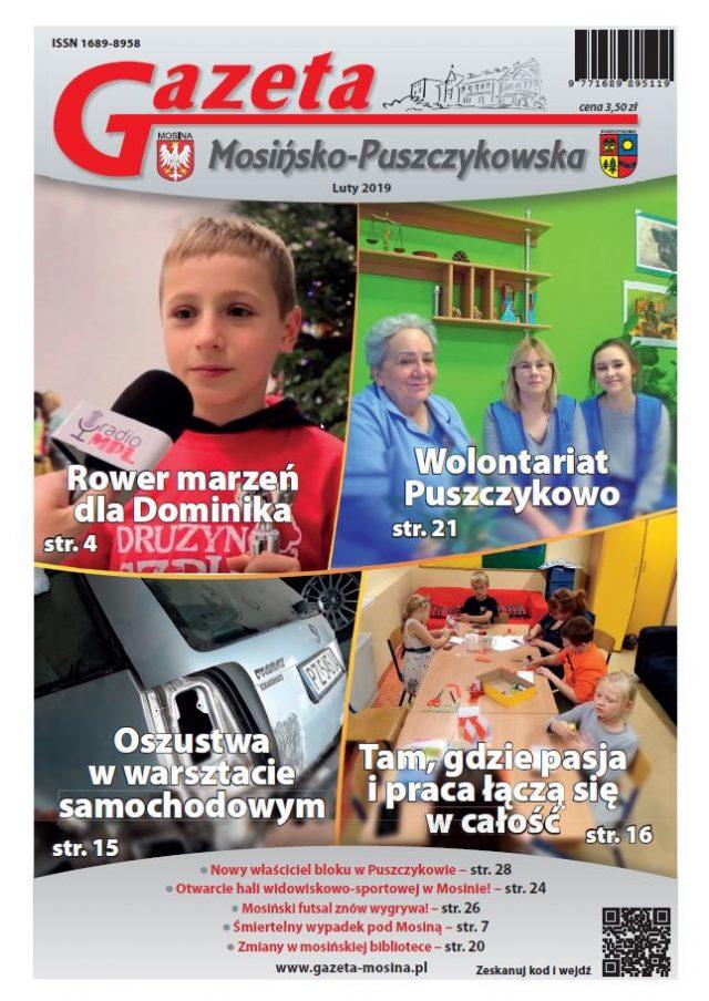 GMP - wydanie luty 2019 - okładka
