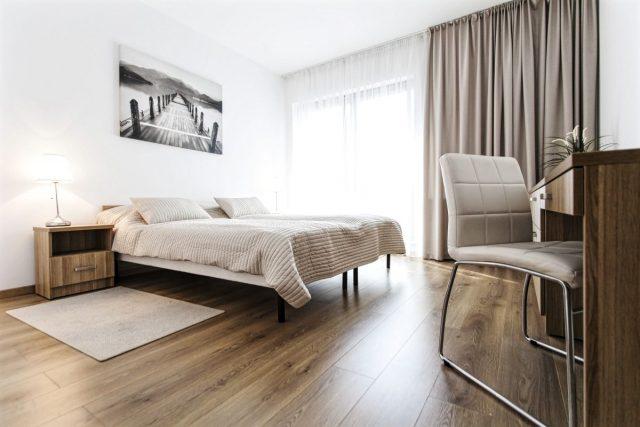 Nocleg w apartamencie Silver Apartamenty Wrocław.