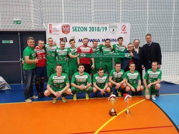 UKS Orlik Mosina - drużyna II ligi futsalu