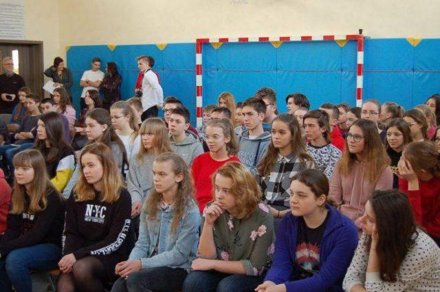 Dzień Zawodowy w Zespole Szkół im. Adama Wodziczki w Mosinie