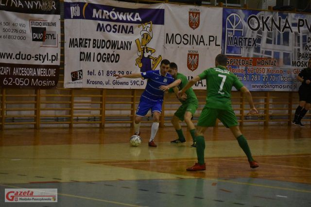 UKS Orlik Mosina - AZS UŚ Katowice – 1/8 Pucharu Polski w futsalu