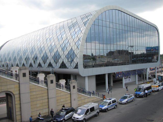 Poznań - dworzec główny