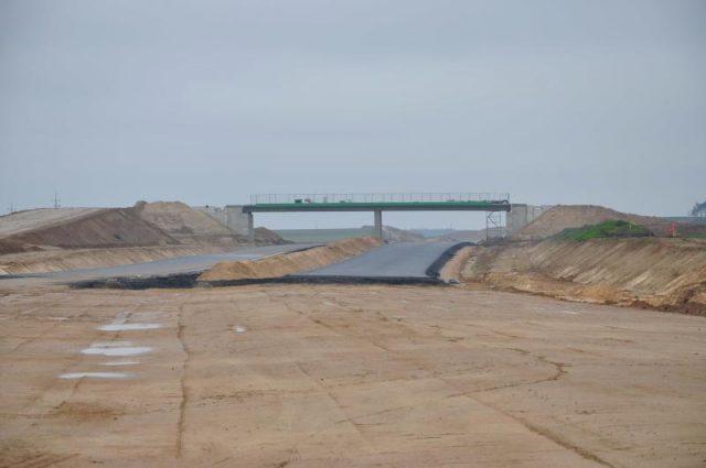 Budowa drogi ekspresowej S5 Wronczyn - Kościan