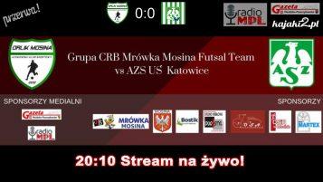 UKS Orlik Mosina – AZS Katowice - stream na żywo