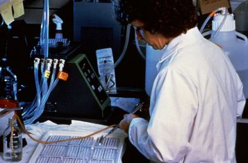 grypa - laboratorium