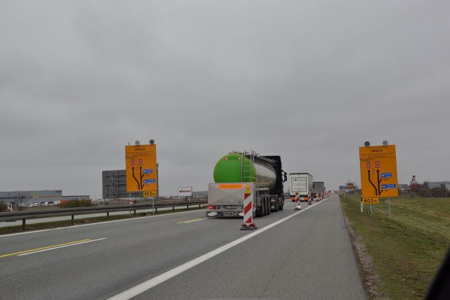 autostrada A2 19.03.2019 tablice TOR