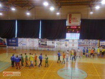Hala Osir ul. Szkolna 1 Mosina - po meczu