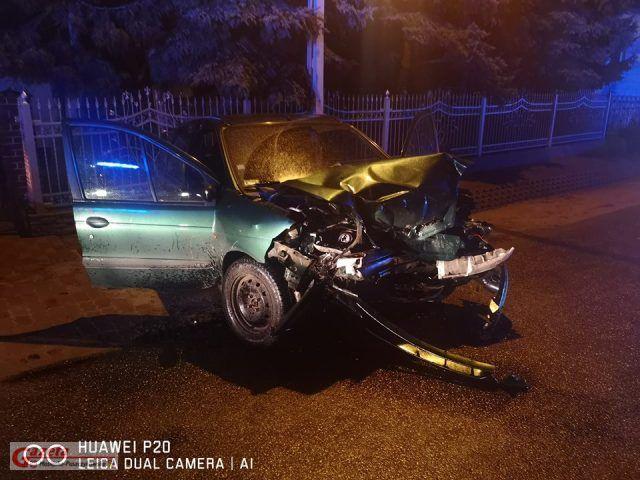 wypadek w Czapurach