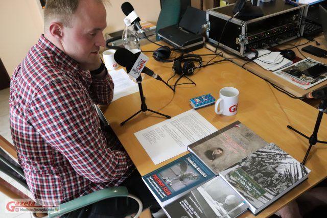 Wojciech Czeski w Radio MPL