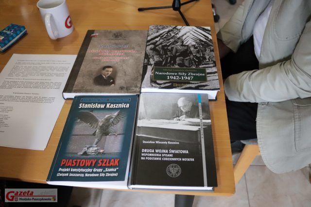 Stanisław Józef Kasznica - Żołnierz Wyklęty - materiały Wojciecha Czeskiego
