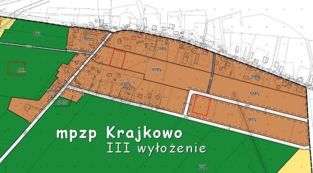 MPZP Krajkowo - III wyłożenie