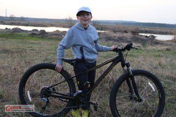 Wymarzony rower Dominika