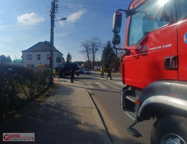 kolizja Kolejowa / Śremska