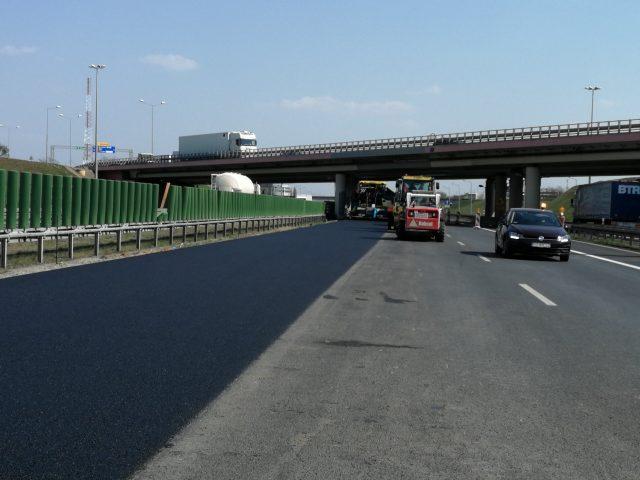 Pierwszy etap rozbudowy A2 zakończony