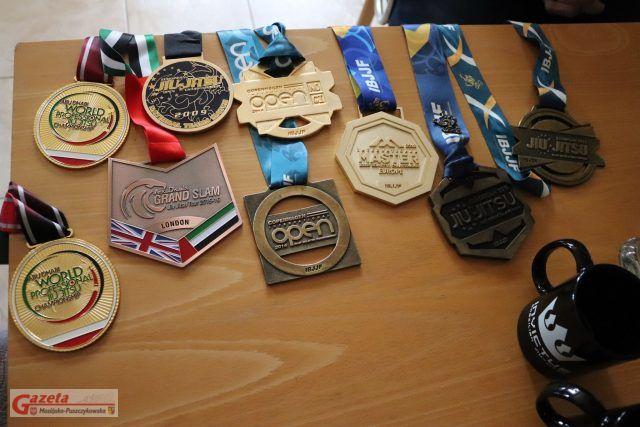 wybrane medale Maksa